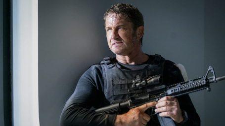 Gerard Butler To Star In Ric Roman Waugh's New Action Film, 'Kandahar'