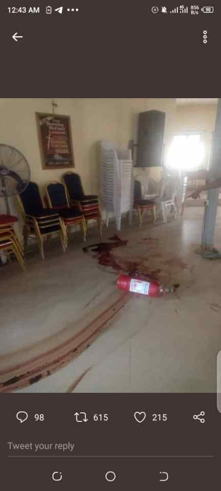 Graphic Photos Of Miss Vera Uwaila Omozuwa Who Was Raped And Murdered In RCCG Church In Edo