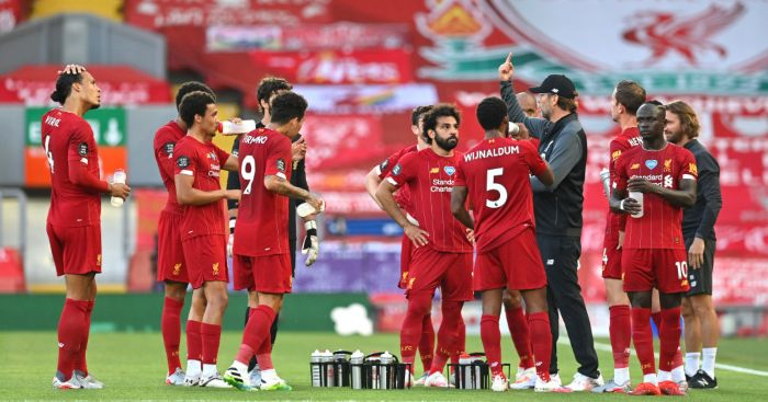 Liverpool Win First English Premier League Title After 30 Year