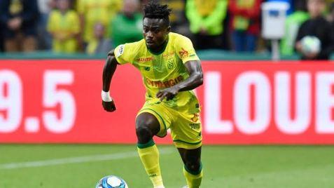 Nigerian Forward, Moses Simon Wins Club's Goal Of The Season