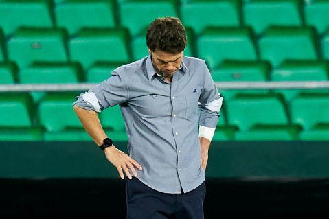 Real Betis Sack Coach Over Poor Performance In La Liga