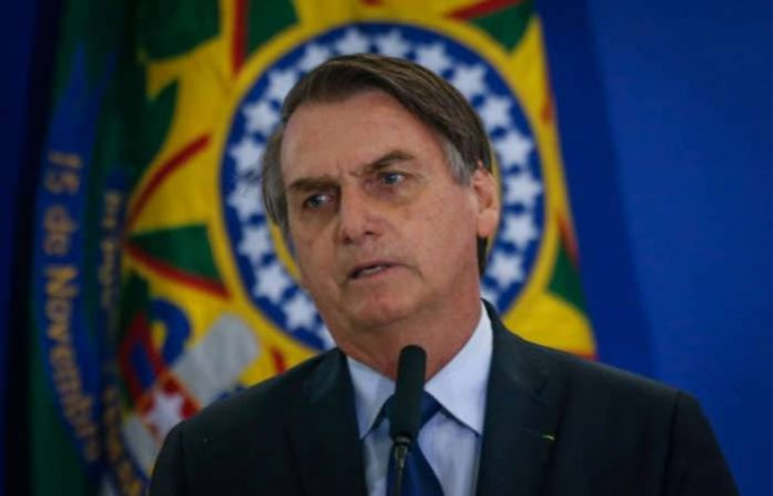 Brazilian President, Jair Bolsonaro Tests Positive For Coronavirus