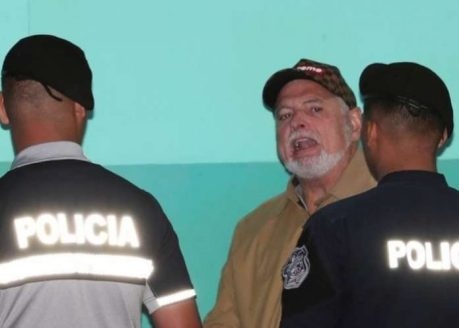 Ex Panama Presidents Charged With Money Laundering