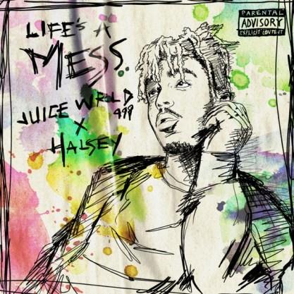 Juice WRLD & Halsey – Life's A Mess