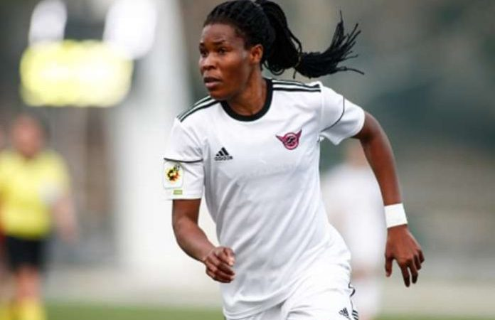 Super Falcons Defender Osinachi Ohale Joins AS Roma