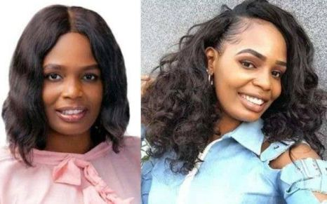Watch The Moment 2020 BBNaija Housemate Kaisha Caught On Camera Fingering Herself In The House