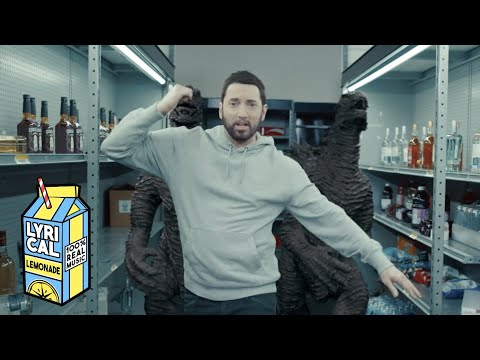 Eminem Juice WRLD Godzilla