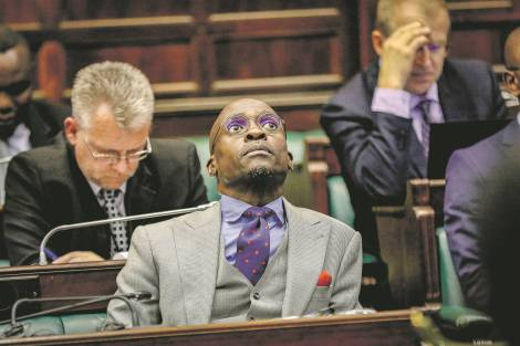 Hitmen Were Hired To Kill Me - Former SA Finance Minister, Malusi Gigaba