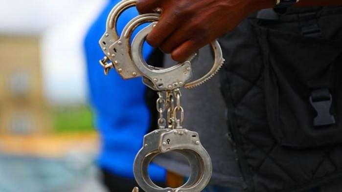 Police Arrest Armed Robber In Delta