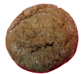This is the yummiest, spiciest, tastiest ginger snap cookie you'll ever see, much less eat.  It is currently residing in my small intestine.