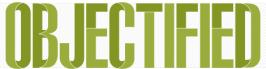 Objectified Logo
