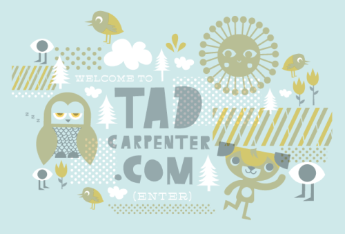 Tad Carpenter