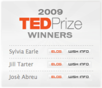 TED Prize 2009 Winners