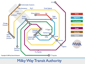 Creative Derivatives of the London Tube Map