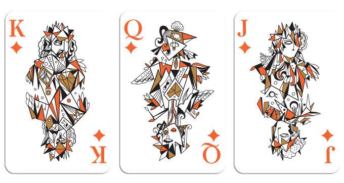 7 Quirky & Creative Playing Card Deck Designs – Brain Pickings
