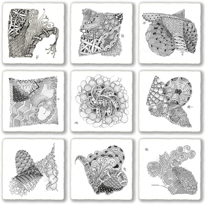 Zentangle: Pattern-Drawing as Meditation