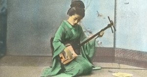 A Rare Look at Japan: Hand-Colored Images from the 1920s