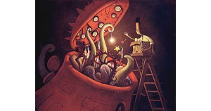 The Lost Thing: A Whimsical Story about Belonging by Shaun Tan