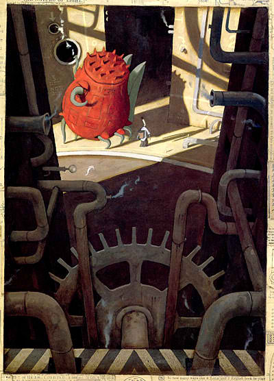 the lost thing shaun tan belonging Almost all shaun tan's work explores notions of belonging, and related ideas about feeling at home (or not) in time and space but these issues are most starkly explored in his first solo.