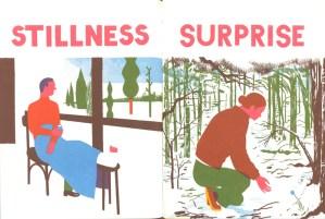 Seasons: A Meditation on Change by French Illustrator Blexbolex