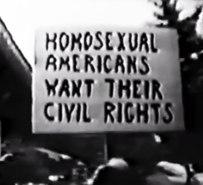 Homo sexuality documentary