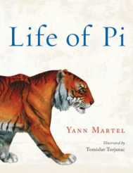 Life of pi croatian illustrator takes on a modern classic for Is piscine molitor patel a real person
