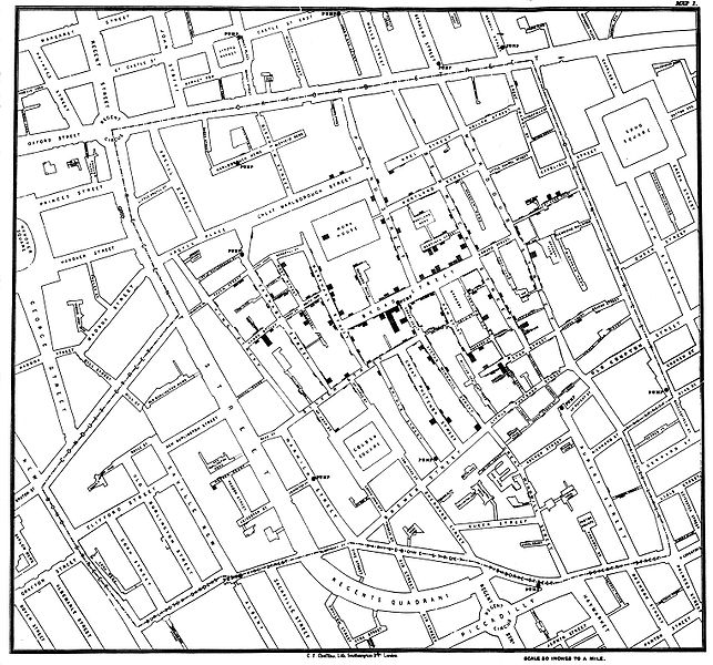 The Ghost Map: Hard Lessons in Epidemiology from Victorian