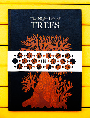 The Night Life of Trees: Exquisite Handmade Illustrations Based on Indian Mythology