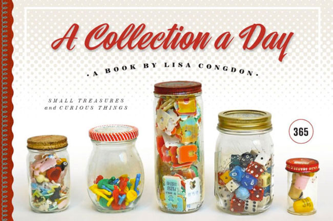 A Collection a Day: An Obsessive Homage to Order
