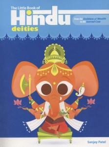 The Little Book of Hindu Deities: Pixar Animator Rethinks Mythology