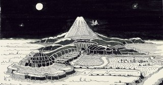 "J.R.R. Tolkien's Little-Known Original Drawings for the First Edition of ""The Hobbit"""