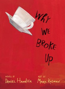 Maira Kalman + Daniel Handler Illustrate a Breakup Through Significant Objects