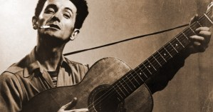 """Dream Good"": 30-Year-Old Woody Guthrie's New Year's Resolution List"