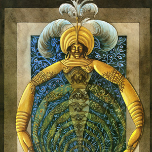 Visions of the Jinn: A Visual History of Arabian Nights