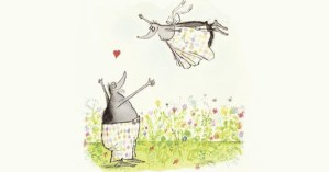 Les Très Riches Heures de Mrs. Mole: Artist Ronald Searle's Illustrated Love Letter to His Wife Recovering from Cancer