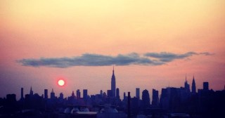 New York Diaries: 400 Years of Great Writers' Reflections on a Great City