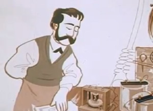 An Animated History of Human Communication: 1965 Educational Film about the Telephone