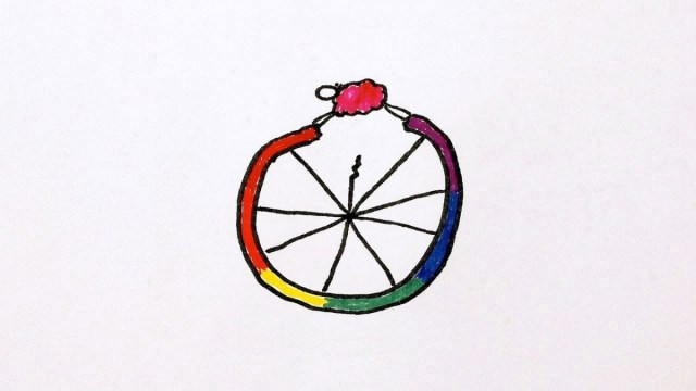 Why Pink Doesn't Exist: An Illustrated Stop-Motion Science Explanation in 60 Seconds