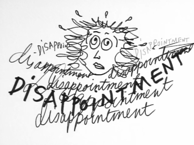 The Importance of Frustration in the Creative Process