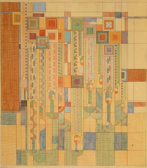 Frank Lloyd Wright S Lesser Known Contributions To Graphic