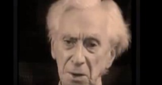 Love Is Wise, Hatred Is Foolish: Bertrand Russell Timeless Message to the Future
