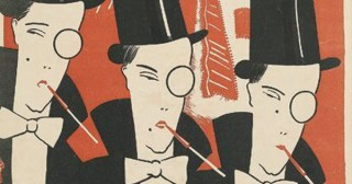 René Magritte's Little-Known Art Deco Sheet Music Covers from the 1920s
