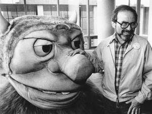 Grim Colberty Tales: Maurice Sendak's Last On-Camera Appearance