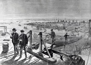 The Great Bridge: An Essential History of the Brooklyn Bridge