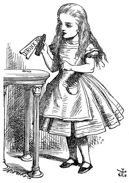 L'Alice di Tenniel