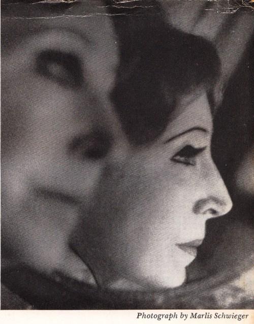 Anais Nin portrait