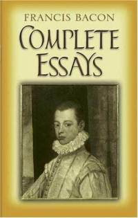 of studies by francis bacon summary sparknotes