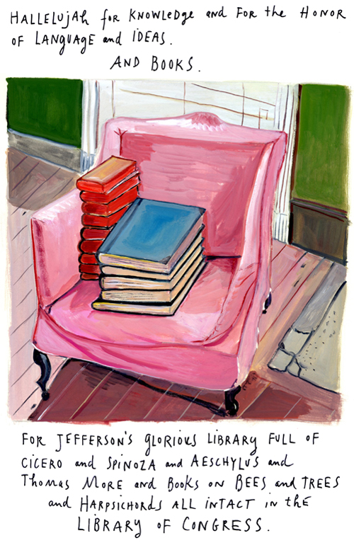 Maira Kalman on Identity, Happiness, and Existence