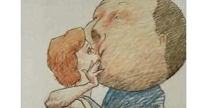 Bill Plympton's Quirky Animated Guides to Kissing and Making Love