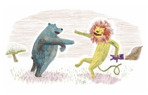 Bear Despair: A Charming Illustrated Wordless Story of Obsession and Perseverance